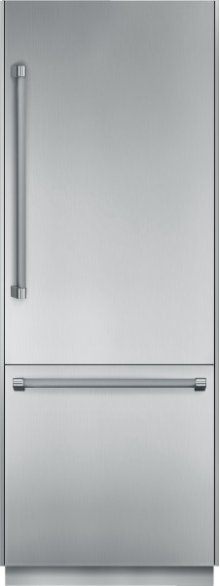30 inch Built-In Bottom-Freezer T30BB820SS