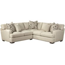Hickorycraft Sectional (7853BD-SECT)