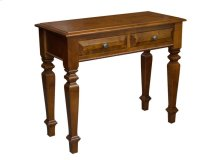 Florentino Leg Sofa Table w/2 Drawers
