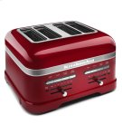 Pro Line® Series 4-Slice Automatic Toaster - Candy Apple Red Product Image