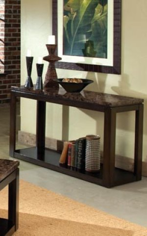 End Table, W/ Marbella Top