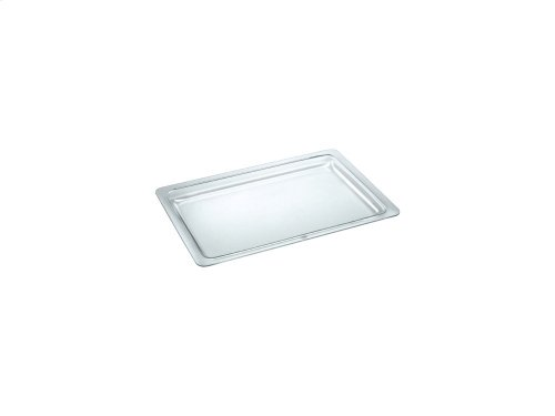 Glass Tray White