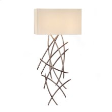 Two-Light Wall Sconce