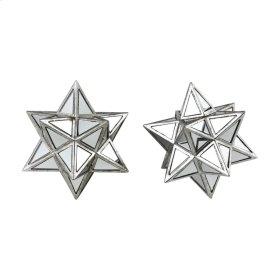Diamond Dust Ornamental Stars