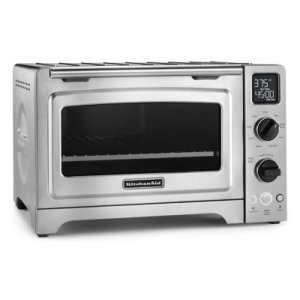 "KITCHENAID12"" Convection Digital Countertop Oven - Stainless Steel"
