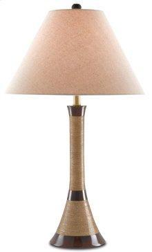 Shenai Table Lamp - 32.5h