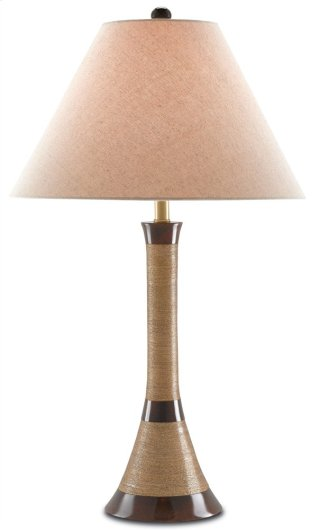Shenai Table Lamp - 32.5h