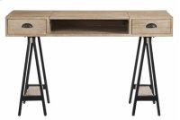 Lift-Top Desk - Reclaimed Elm Finish Product Image