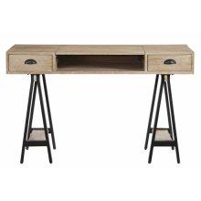 Lift-Top Desk - Reclaimed Elm Finish