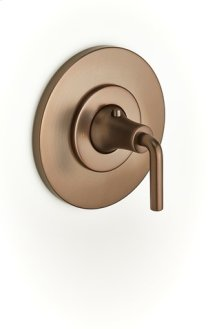 Taos Thermostatic Valve Trim - Bronze