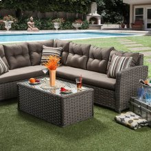 Moura Patio Sectional
