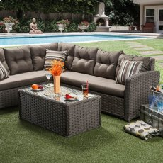 Moura Patio Sectional Product Image
