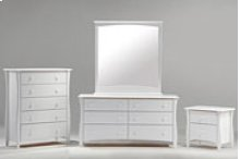 CLOVE CHEST-WHITE FINISH