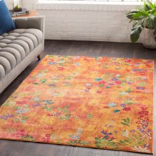 "Aura Silk ASK-2333 7'10"" x 10'3"""