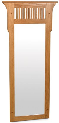 Prairie Mission Wall Mirror Product Image