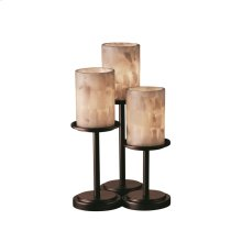 Dakota 3-Light Table Lamp