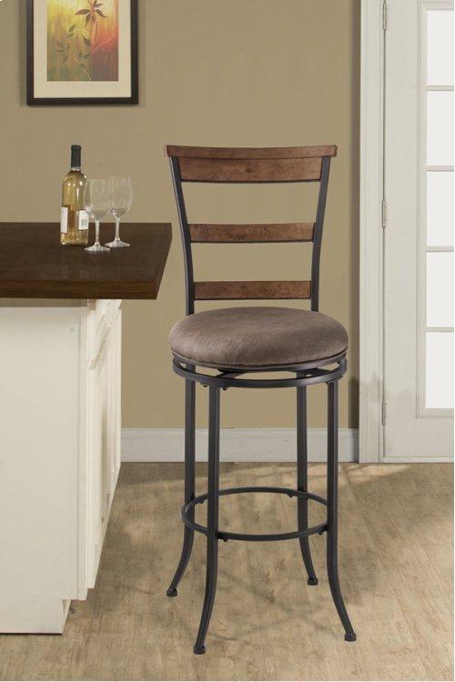 Charleston Ladderback Bar Stool