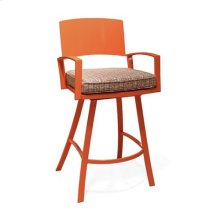 Mirage Arm Barstool, Outdoor
