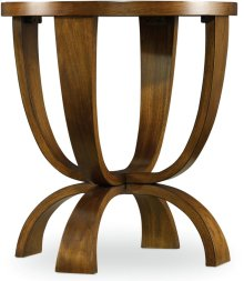 Viewpoint Round End Table