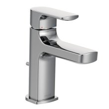 Rizon chrome one-handle bathroom faucet