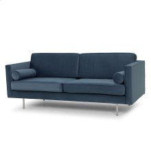Cyrus Sofa  Dusty Blue
