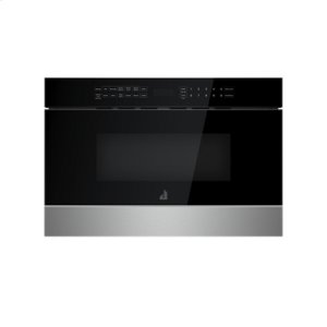 "JennAirNOIR 24"" Under Counter Microwave Oven with Drawer Design"