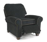Thornton Fabric High-Leg Recliner Product Image