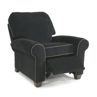 Thornton Fabric High-Leg Recliner Product Image