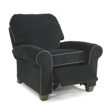 Thornton Fabric High-Leg Recliner
