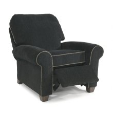 Thornton Fabric High-Leg Recliner