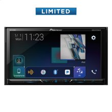 """Multimedia DVD Receiver with 7"""" WVGA Display, Apple CarPlay , Android Auto , Built-in Bluetooth®, HD Radio Tuner, SiriusXM-Ready and AppRadio Mode +"""