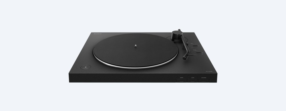 Turntable with BLUETOOTH(R) connectivity