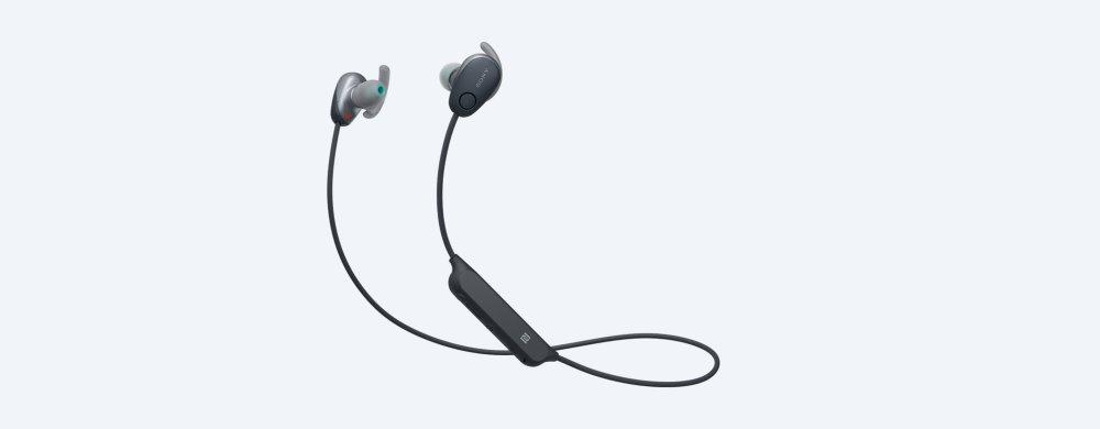 WI-SP600N Sports Wireless Noise Canceling In-ear Headphones