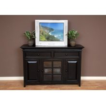 "#736 56"" Tall Console 56""wx18.5""dx37.5""h"