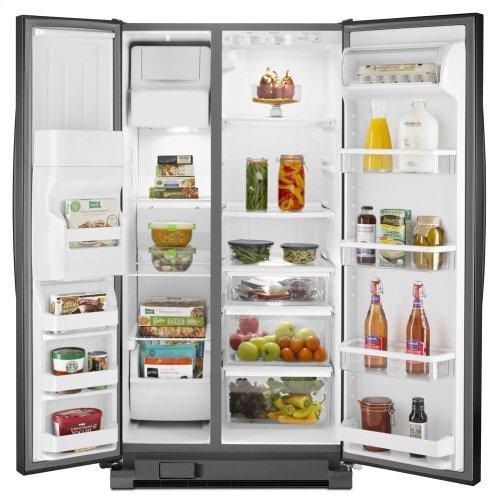 Whirlpool® 24 cu. ft. Side-by-Side Refrigerator