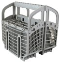 Flexible Silverware Basket