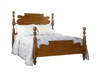 Queen Cannonball Bed