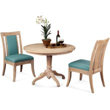 """Cimarron 42"""" Round Pedestal Dining Set"""