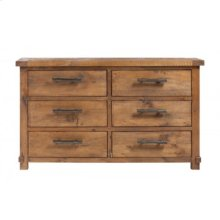 Country Dresser Cabinet