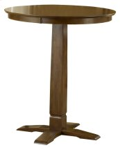 "Dynamic Designs Bar Height Bistro Table 36"" Top - Ctn A - Top Only"