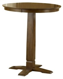 """Dynamic Designs Bar Height Bistro Table 36"""" Top - Ctn A - Top Only"""