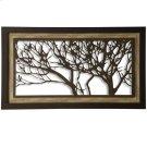 Metal Laser Cut Tree I  2-Step Framed Panel Product Image