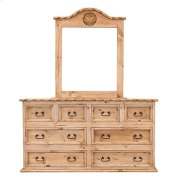 """65"""" Dresser 8-Drawers W/Rope Product Image"""