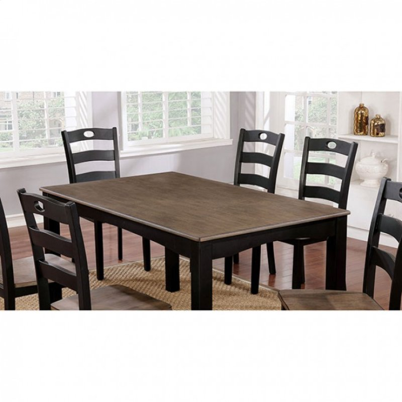 Liliana 7 Pc Dining Table Set