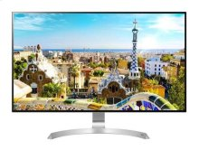 """32"""" Class 4K UHD IPS LED Monitor with HDR10 (31.5"""" Diagonal)"""