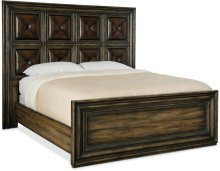 Crafted Queen Panel Bed