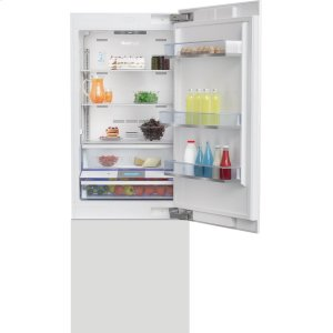 "Beko30"" Built-In Bottom Freezer Refrigerator with Ice Maker"