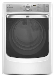 Maxima XL® HE Steam Dryer with a quiet SoundGuard® drum