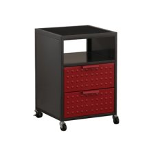 Garage Rolling Nightstand