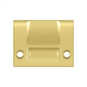 Heavy Duty, Full Lip Strike for RCA430 - Polished Brass